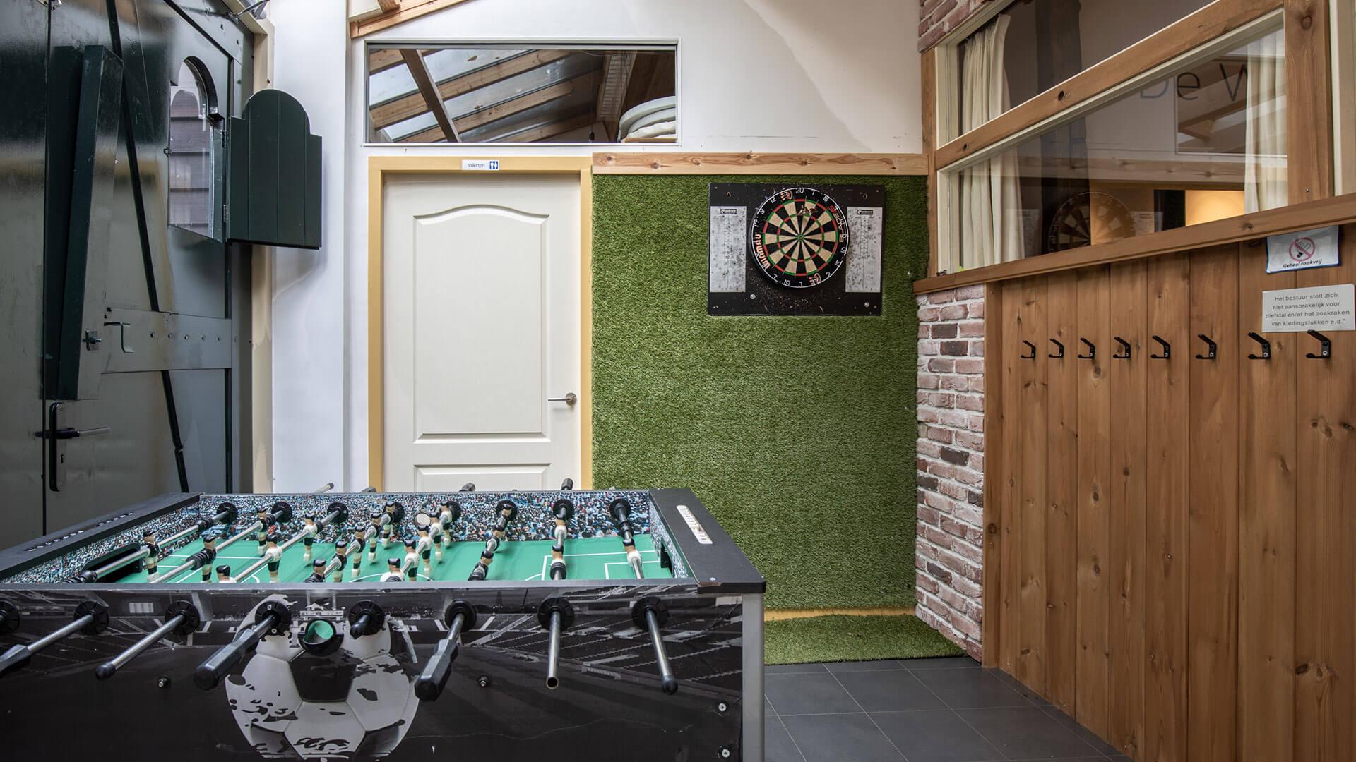 recreatie kamer de wilgen erp
